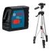 Лазерен Нивелир Bosch GLL 2-50 Professional  + BS 150