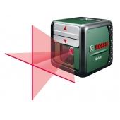 Лазер с Кръстосани Линии Bosch QUIGO