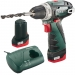 Акумулаторна Отвертка Metabo PowerMaxx BS Basic 2x2 Ah