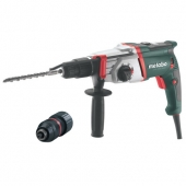 Перфоратор Metabo UHE 2650 Multi + доп. патронник